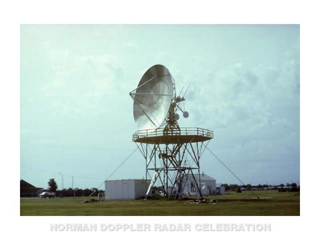 Nssl Events Norman Doppler Radar Celebration