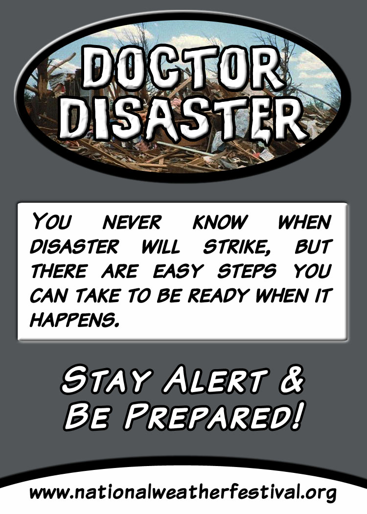 Dr. Disaster card back