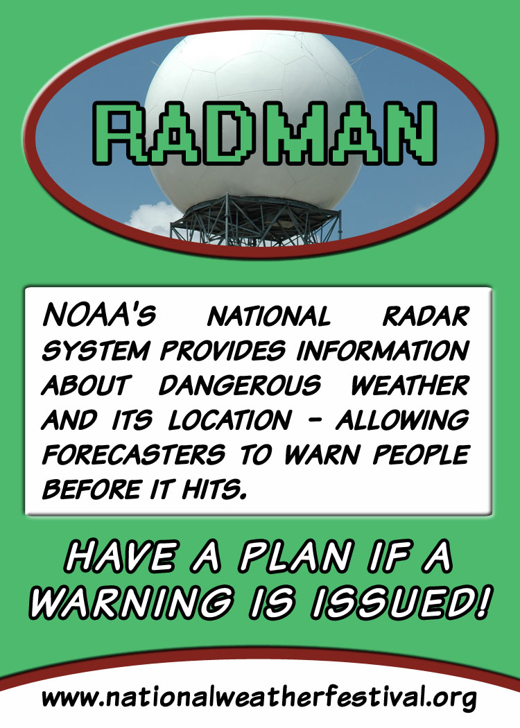 Rad Man card back