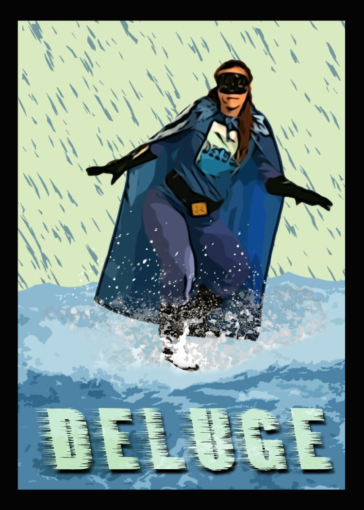 Deluge card front