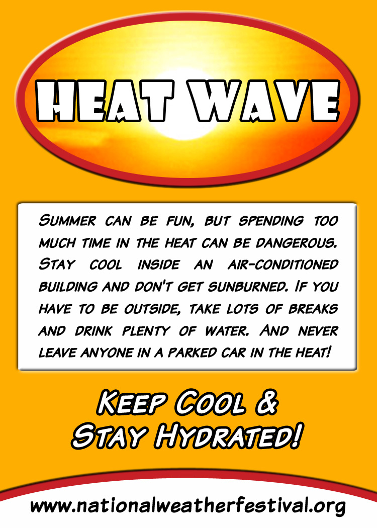 Heat Wave card back
