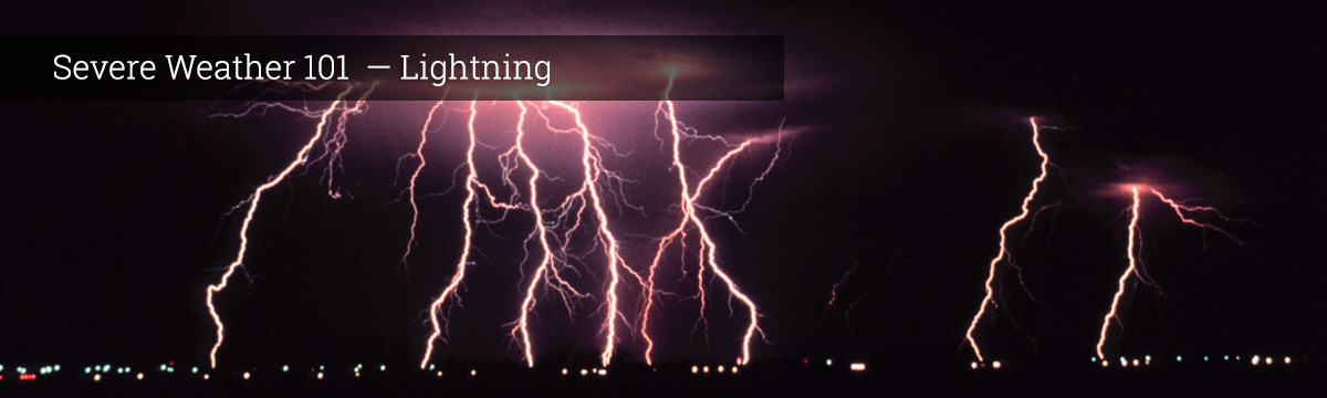 Severe Weather 101 Lightning Detection - Us-lightning-strike-map