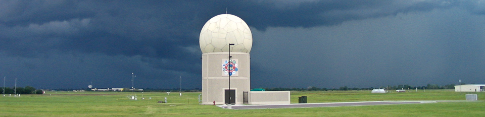 Phased Array Radar building