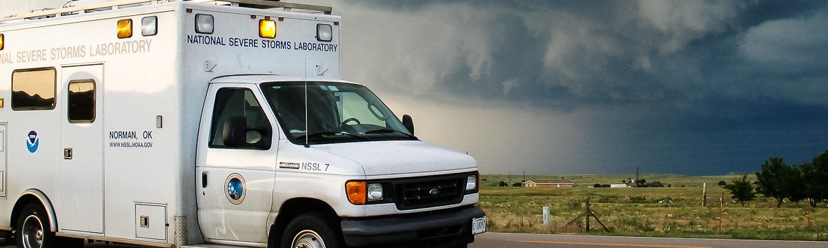 NSSL Field Command Vehicle