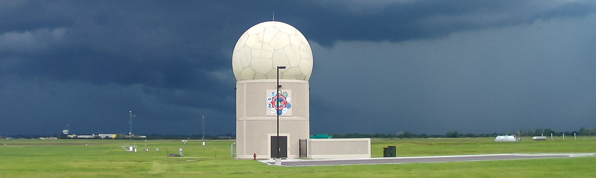 Phased Array Radar facility at NSSL