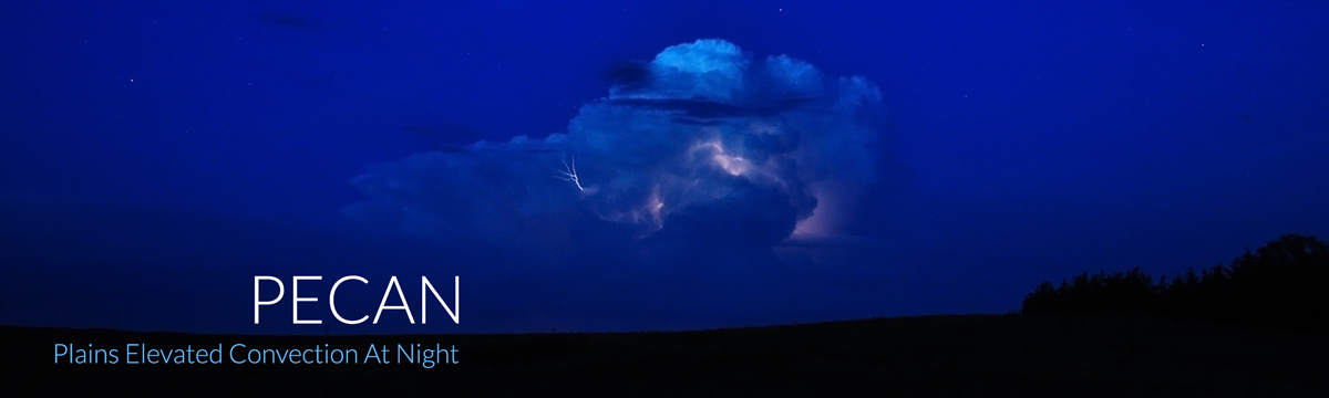 PECAN: Plains Elevated Convection at Night