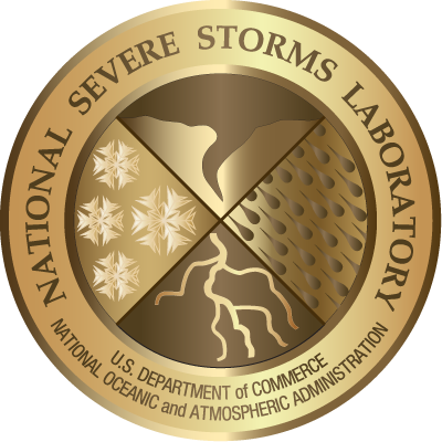 NSSL gold 50th anniversary logo