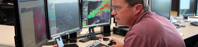 Norman WFO forecaster