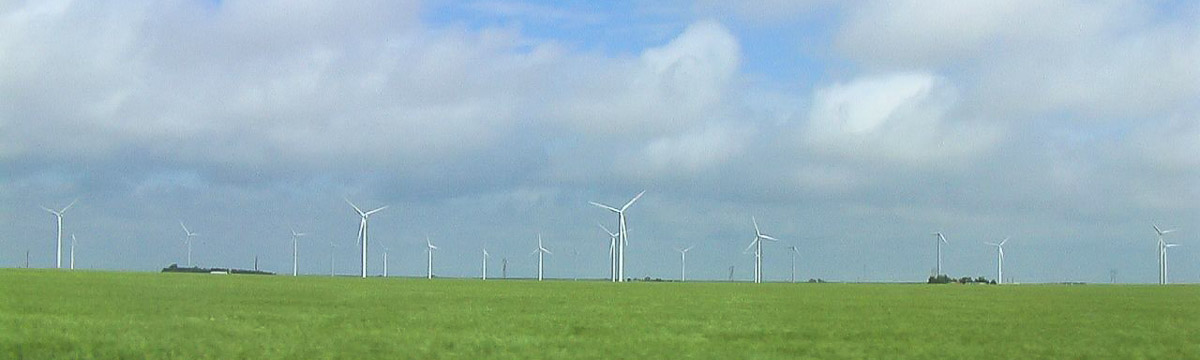 Spearville wind farm