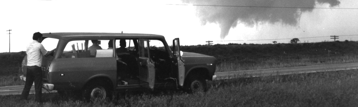 Researchers track the Union City tornado