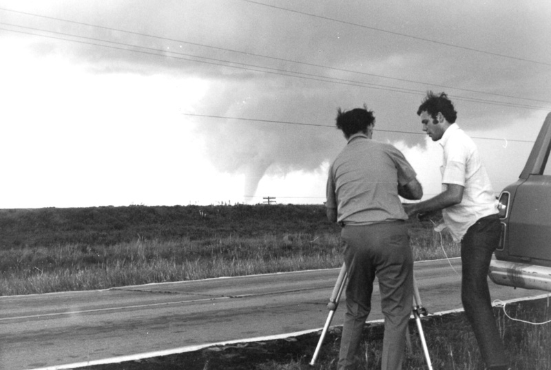 Researchers at Union City tornado
