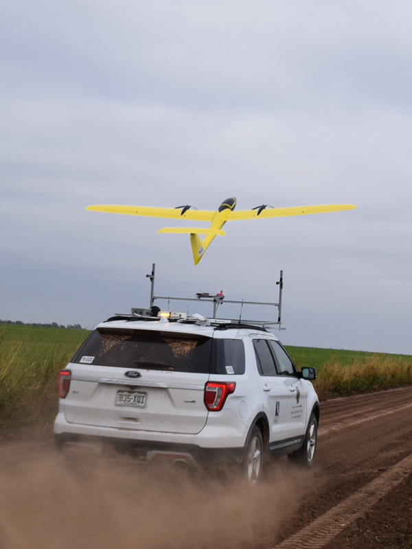 University of Colorado's TTwistor fixed-wing UAS