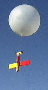 Ascent of the Glidersonde