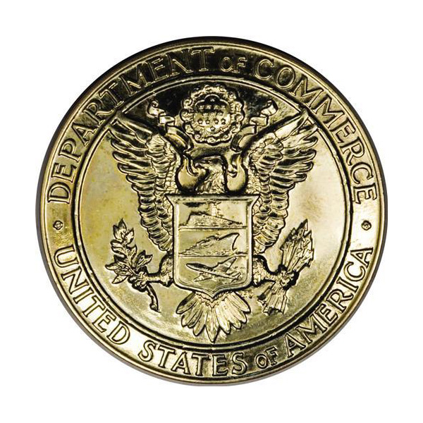Department of Commerce Silver Medal