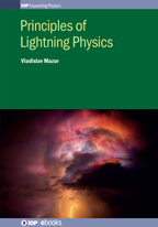 Cover art for Principles of Lightning Physics