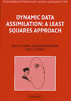 Cover art for Dynamic Data Assimilation: A Least Squares Approach