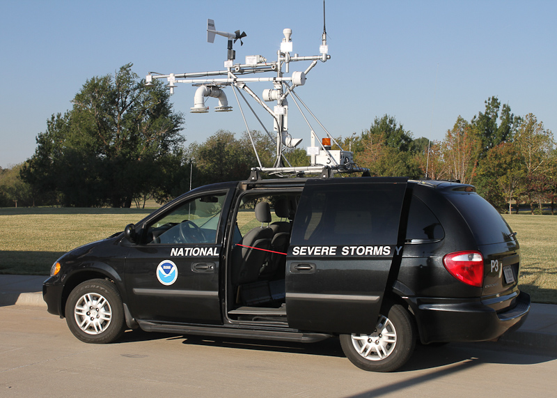 Mobile Mesonet